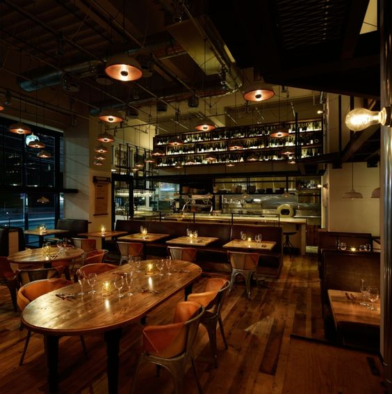 L'IGNIS wood burning grill restaurant by GLOBAL-DINING, Tokyo – Japan » Retail Design Blog