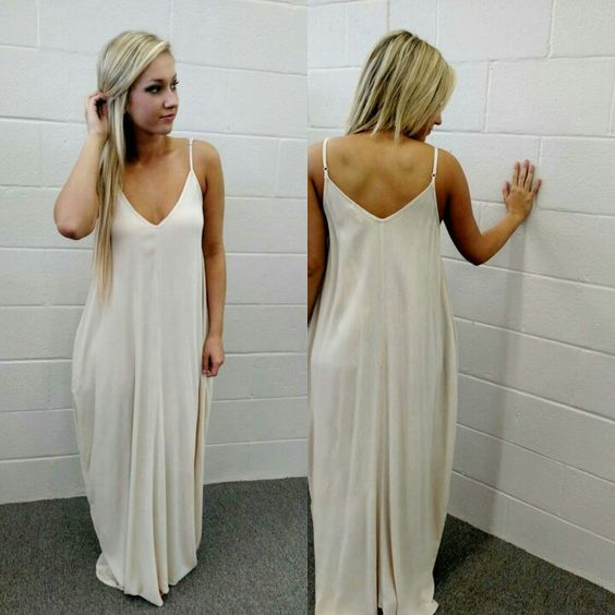 Lovestitch simply beautiful natural gauze maxi dress $43  Dresses ...