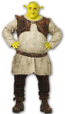 Shrek Shoes