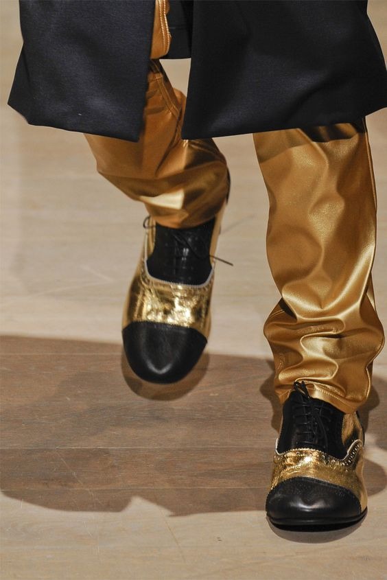 Comme des Garçons - Moda Uomo Primavera Estate 2013 - Vogue.it