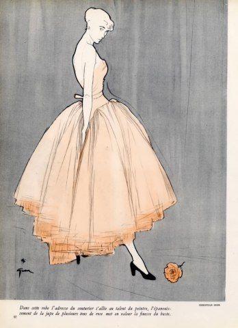 Gruau for Dior