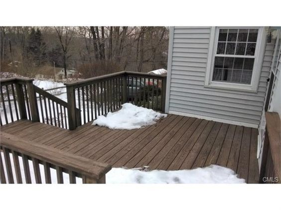 OPEN HOUSE Sunday, March 29th from 1-3PM! 47 Alpine Circle, Newtown, CT 06482 — Lovingly cared for 3-bedroom Cape in a beautiful, quiet setting. Fantastic energy-efficient updates, including ENERGY STAR-rated windows, tri-polymer injection foam in exterior walls, extra insulation in attic and basement, and a pellet stove! Other updates include fresh paint throughout, new carpets, refinished hardwood floors, new water heater, new garage door, new deck, new roofing, and landscaping.