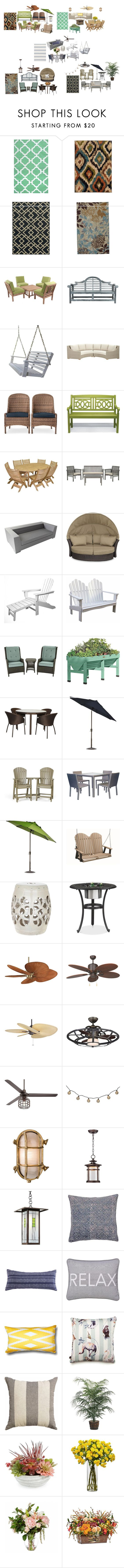 Threshold home decor shop for threshold home decor on polyvore - A Home Decor Collage From May 2016 Featuring Universal Lighting And Decor Indoor Outdoor Area Rugs And Outdoor Rugs Browse And Shop Related Looks