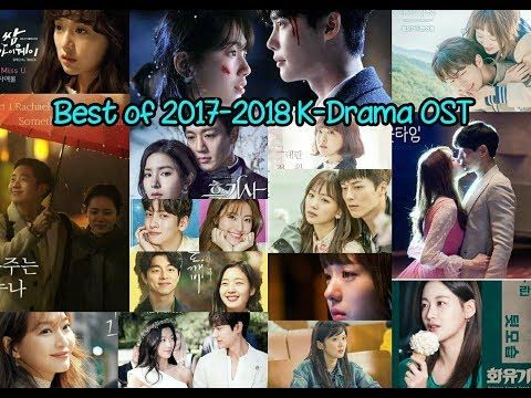 The Best of 2017-2018 Korean Drama OST Senti / Sad songs - YouTube