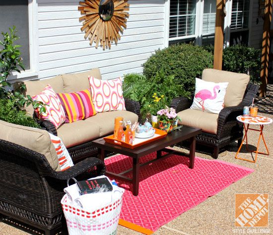 Garden Decor Nutty Rug: Patio Ideas, Outdoor Rugs And Home Improvements On Pinterest