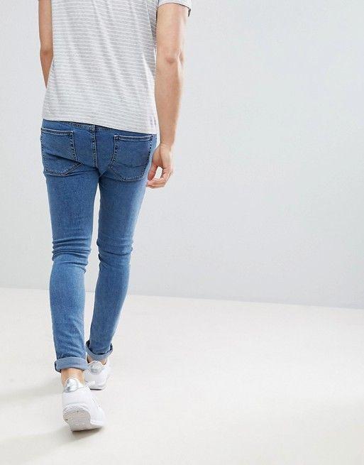 ASOS DESIGN | ASOS DESIGN super skinny jeans in retro mid