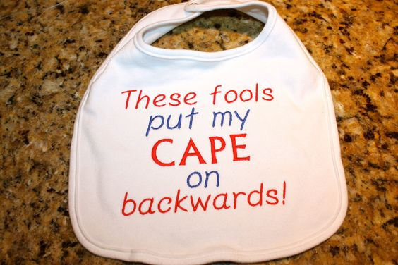Popular items for cute sayings bib on Etsy