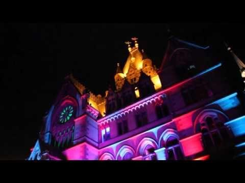 Licht an! Schlossleuchten auf Schloss Drachenburg | Top24News Portal