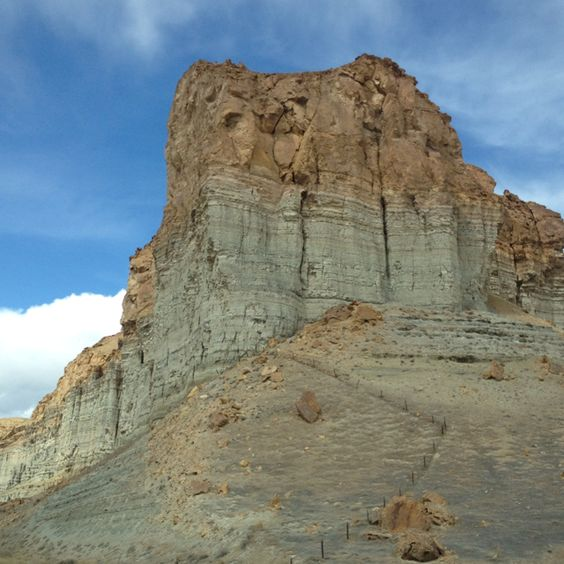 Green River, Wy - Loving the beauty of our county!  Come check us out:  www.tourwyoming.com