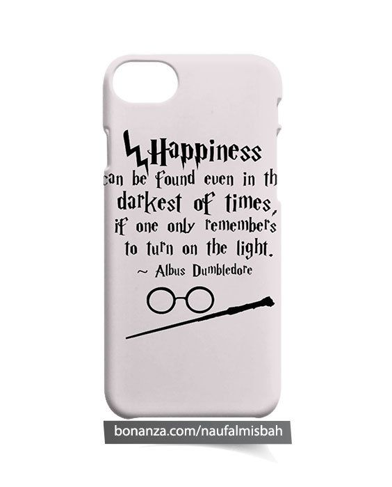 DIY Harry Potter Quotes LOYAL 2 iphone case