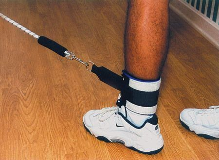Turfcordz Ankle Cinch Strap