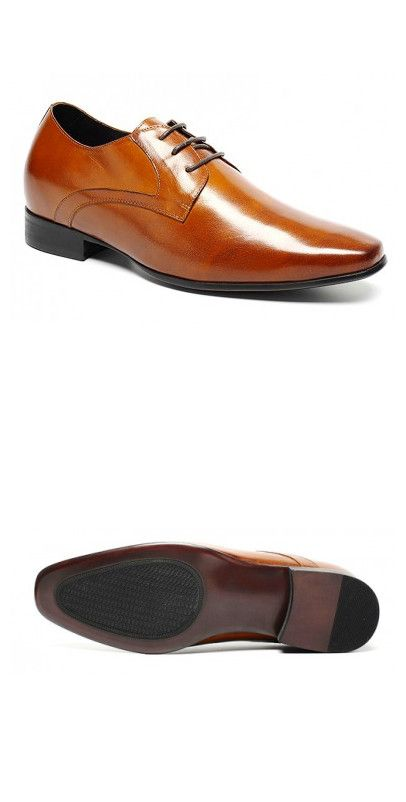 Height Increase: 7CM/2.76 Inch instantly and invisibly  Upper Material: Calfskin Leather  Lining Material: Pigskin Leather  Occasion:Office & Career  Color Selection:Brown  Style: Brown  Season:Spring,Summer,Fall  Wholesale: YES  Height: 1.5kg  Custom: YES  Shipping: Free Global Shipping with DHL