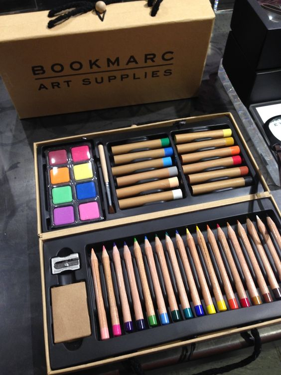 Art Supplies from BookMarc