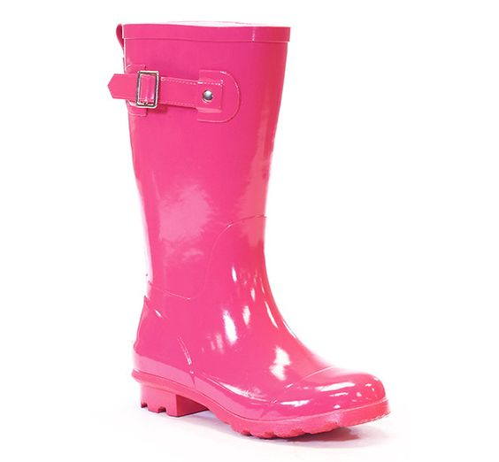 Kids' Youth Classic Tall Rain Boots - Pink | Pink, Youth and Products