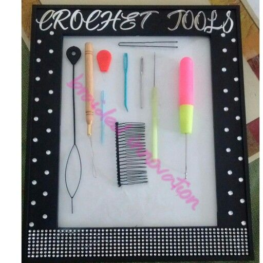 crochet tools crochet weave and more crochet braids tools crochet ...