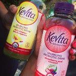 Got my bestie into drinking @KeVita. Good habits start with #KeVita   #Healthy #Lunch #Sparkling #Probiotic #Strawberry #Coconut #Acai #Delicious #InstaHealthy #InstaVegan #ShakeGently #LiveProbiotics #FollowAnaCarolina  #AboutThatLife