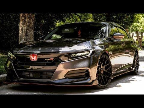 Not Your Average 2018 Honda Accord 10th Gen Pictures And Videos Youtube 2018 Honda Accord Honda Accord Sport Honda Accord Touring
