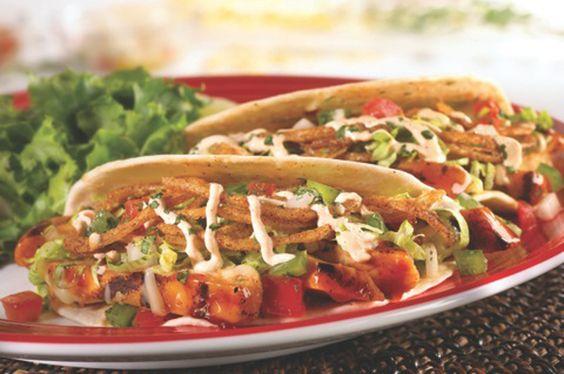 BBQ Chicken Tacos Fridays