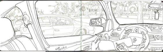 Vucente Sardinha - in my car