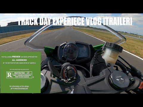 Track Day Experience Vlog Trailer Getting On Track For The First Time What To Expect Youtube Vlogging Trailer Day