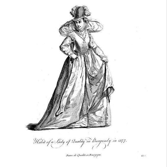 #metlibrary #ColorOurCollections  A collection of the dresses of different nations ancient and modern particularly old English dresses London : T. Jefferys 1757. by metlibrary