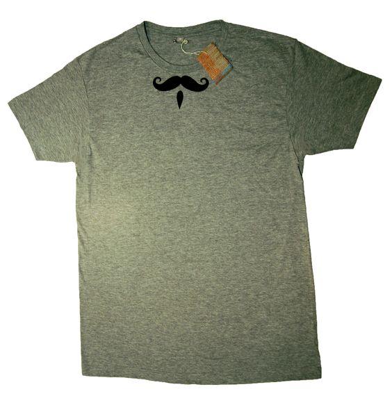 Dusty Paw Movember T-shirt