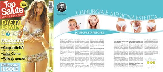 ArtEsteticaMilano: Top Salute - Lo Specialista Risponde - Dr. Antonio...