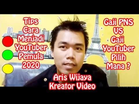 Cerita Sukses Menjadi Youtuber Pemula 2020 Dari Tahun 2015 Sampai 2020 J Youtuber Video Dana Pensiun