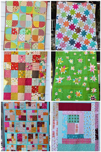 i love this green quilt!