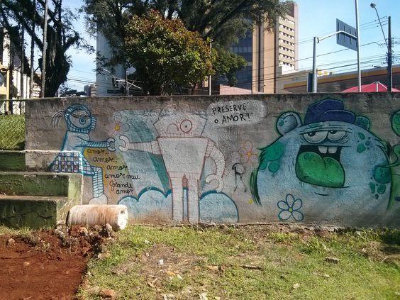 Se não existe amor em SP, em Londrina existe!