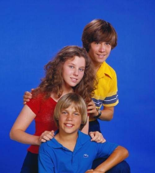 Fairgate kids! Diana, Eric, and Michael
