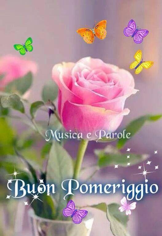 Buon pomeriggio good morning and good evening pinterest for Immagini buon pomeriggio due chiacchiere