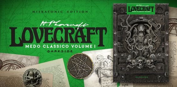 Lovecraft - Medo Clássico Volume 1