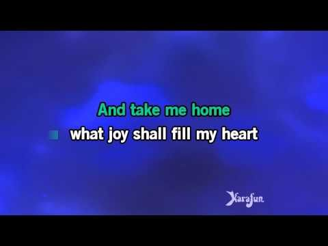 Karaoke How Great Thou Art Alan Jackson Youtube Karaoke