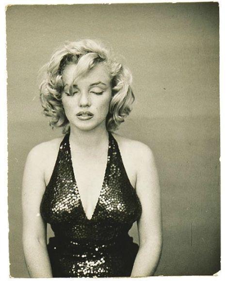 Marilyn Monroe - Richard Avedon, 1957
