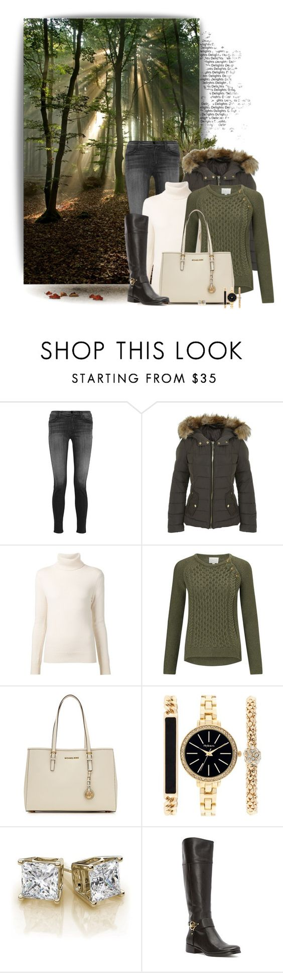 """Are We Out of the Woods"" by jewhite76 on Polyvore featuring J Brand, Miss Selfridge, Chloé, EAST, MICHAEL Michael Kors and Style & Co."