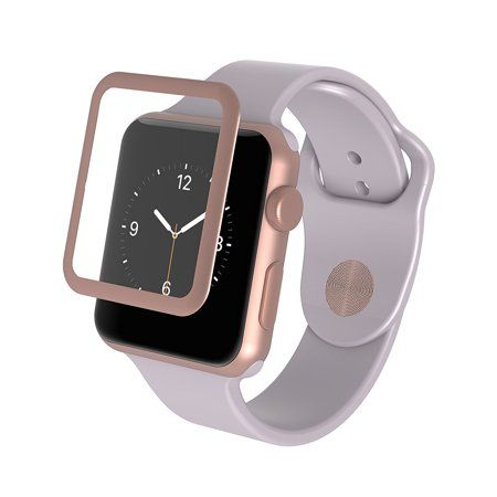 Invisibleshield Luxe Screen Protector For Apple Watch Series 2 42mm Rose Gold Apple Watch Apple Watch Accessories Apple Watch Series 2