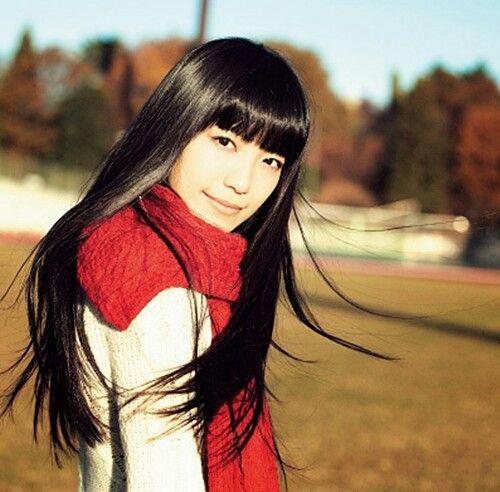 miwaの赤いマフラー