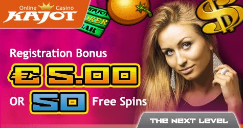 Kajot Casino Awards A Registration Bonus To All New Players Get A