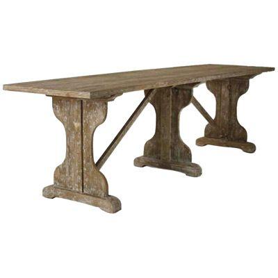 Zentique Furniture Cabries Table ZENLIS102625
