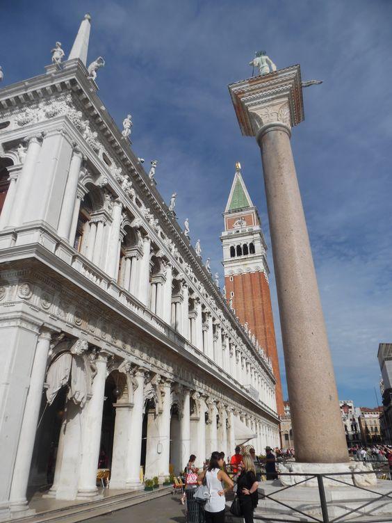 St Marks Square San Marco Venice 2015