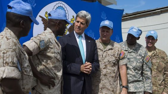 Peace talks set for South Sudan - or will new nation face global sanctions? {Another Kerry blunder).