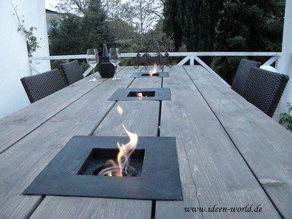 Gartentisch ähnliche Projekte und Ideen wie im Bild vorgestellt findest du auch in unserem Magazin
