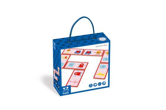 Domino Infantil de Monstruos Scratch. Disponible en: http://www.juguetea.es/es/juegos-educativos/598-domino-infantil-de-monstruos-scratch-5414561810209.html