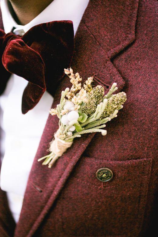 Beautiful Fall Wedding Details Groom Style Pinterest