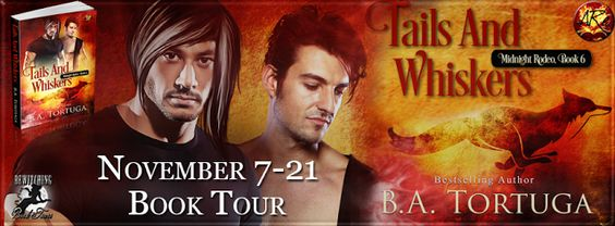 Ogitchida Kwe's Book Blog : Tails and Whiskers by B.A. Tortuga Spotlight Tour ...