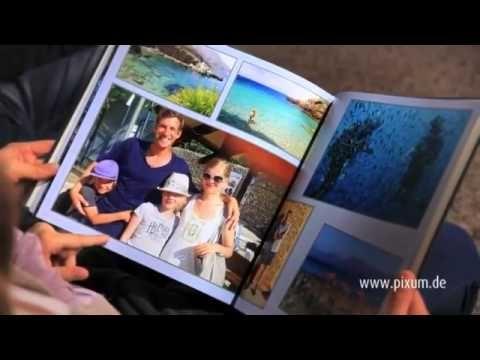 Unser Pixum Fotobuch TV-Spot 2012