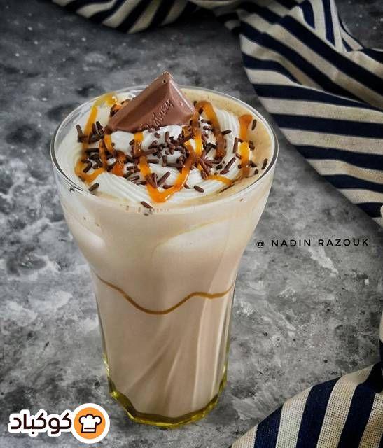 كراميل فرابتشينو بالصور من Nadin Razouk Recipe Desserts Food Pudding