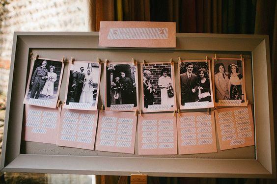 10 originelle Ideen für einen Sitzplan zum Selbermachen   Hochzeitsblog - The Little Wedding Corner