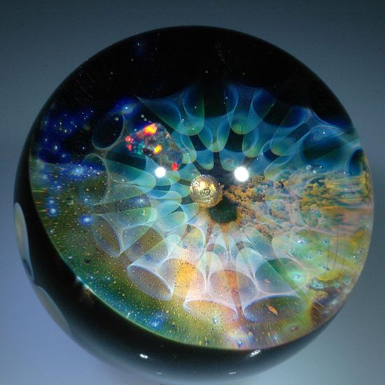 Universe Marbles by Gateson Recko